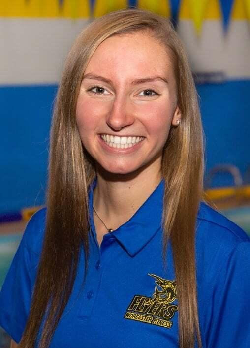 Swim Coach Katie Horrigan