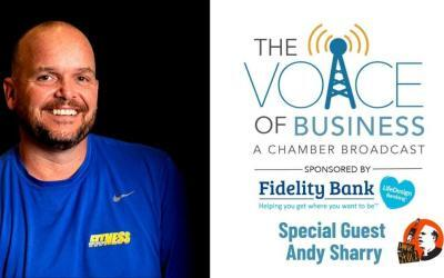Voice of Business – Andy Sharry