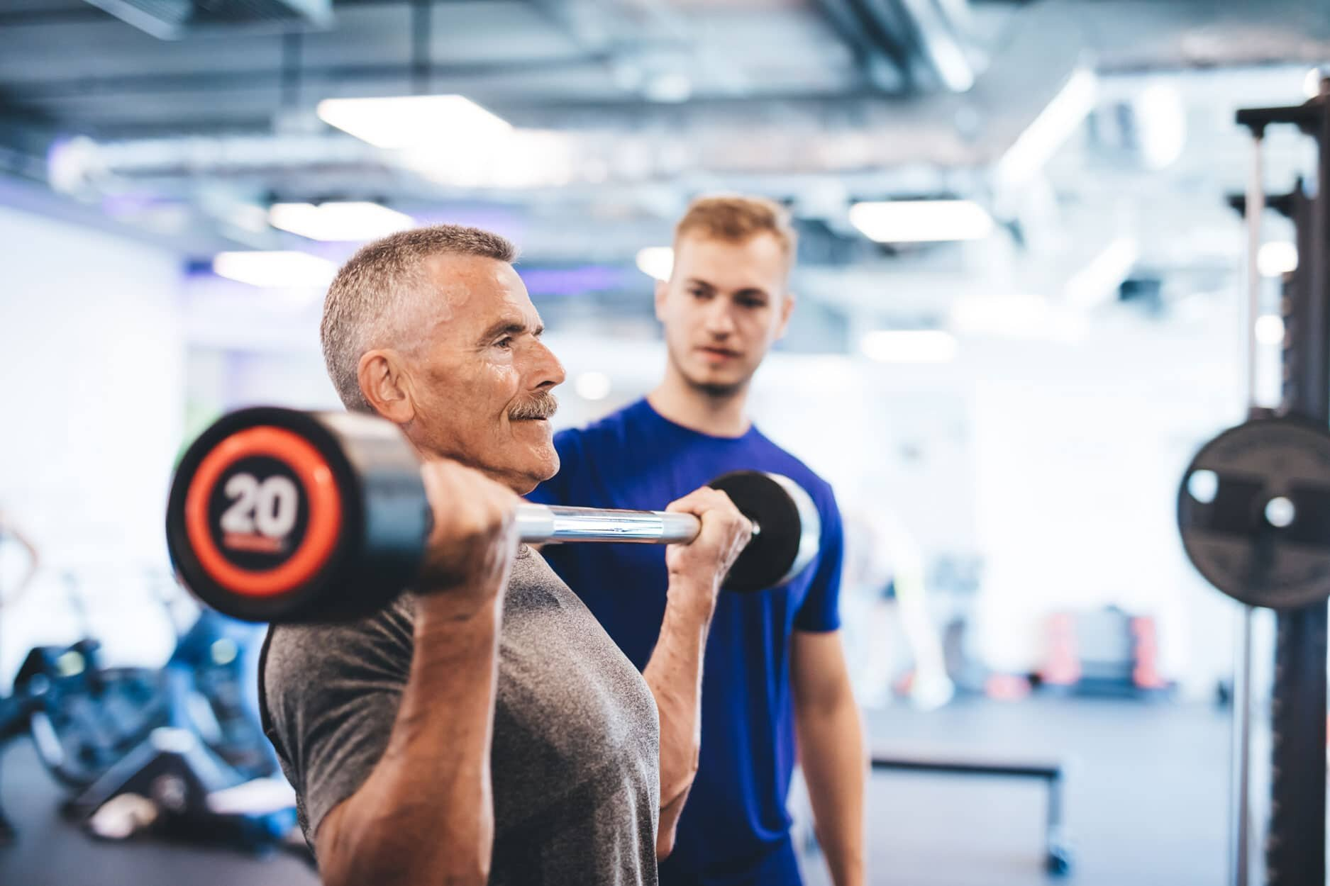 personal training worcester fitness