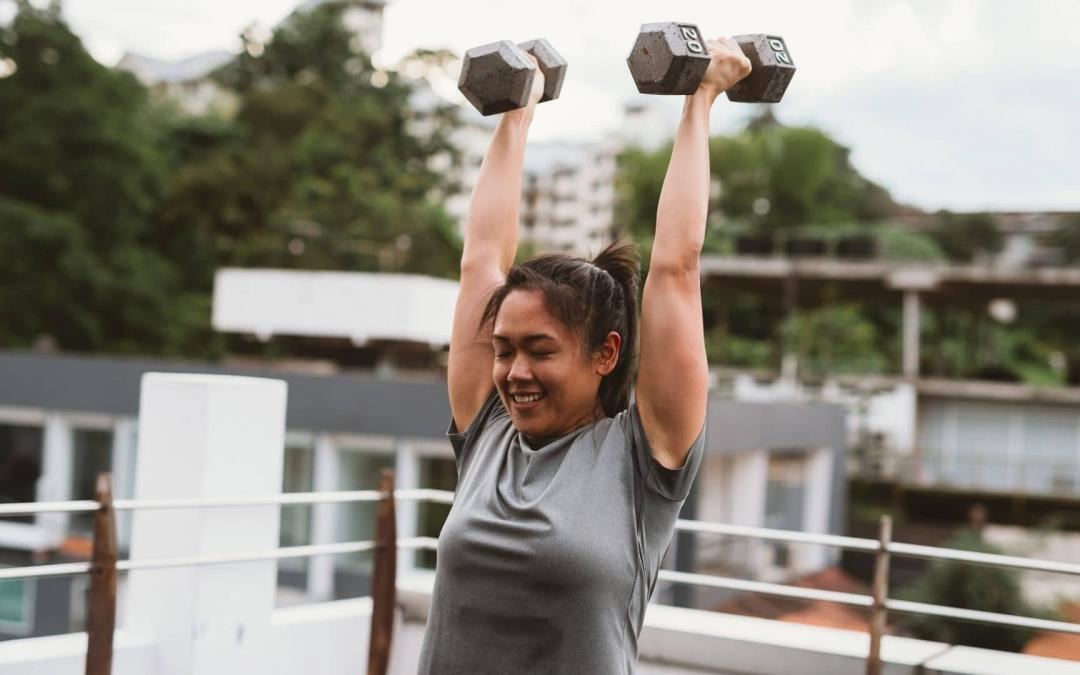 Train for Strength Without Injuring Your Joints